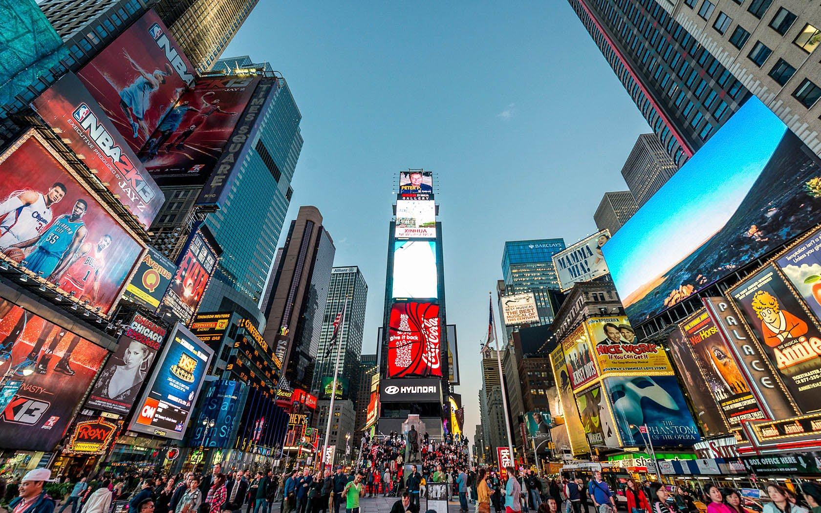 Места для знакомств в нью йорке