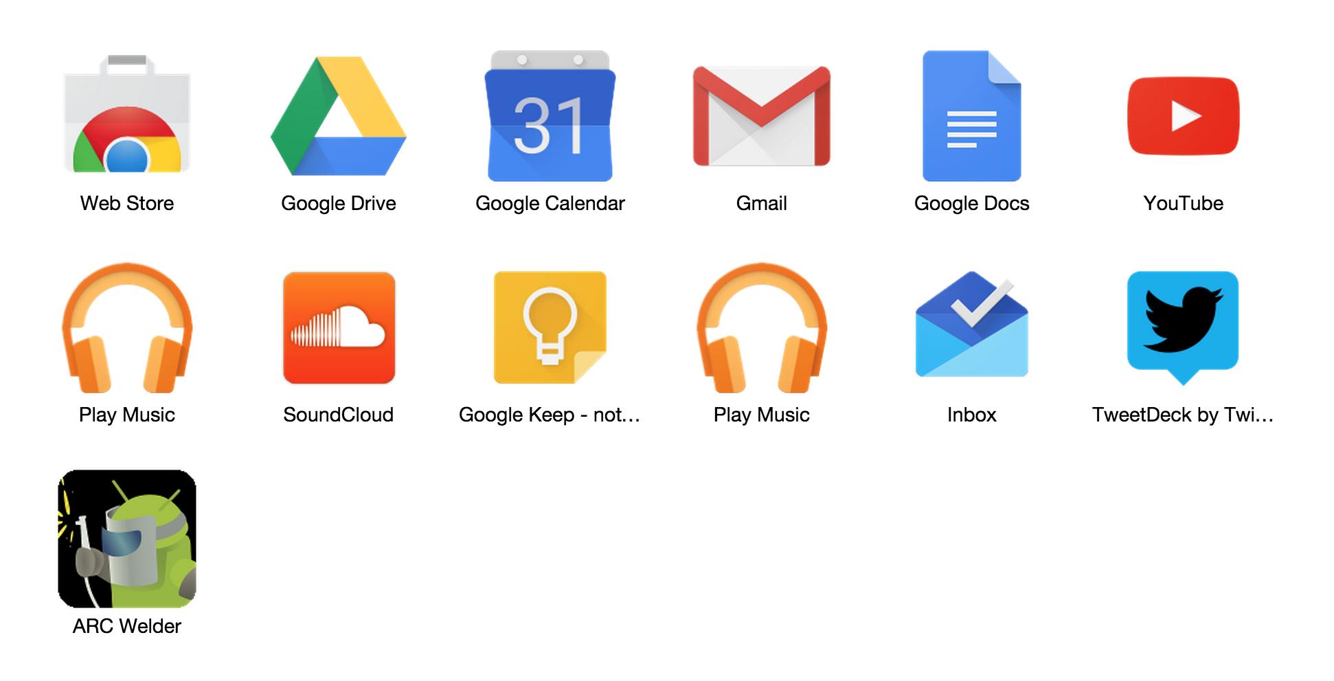 Андроид приложение для mac
