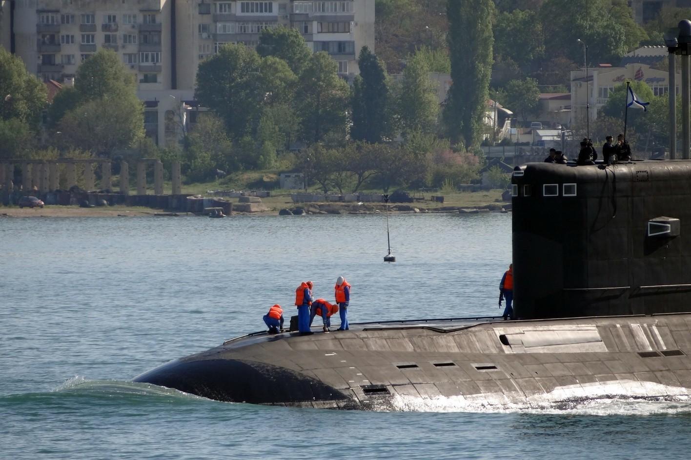 последние подводные лодки спущенные на воду
