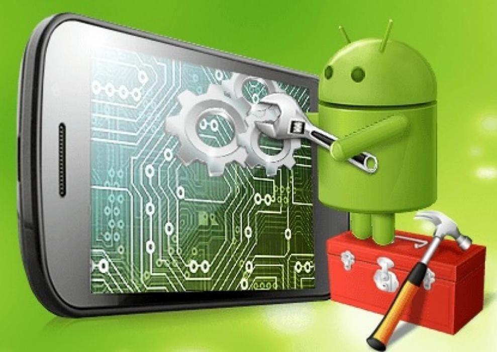 Ремонт телефона андроид своими руками
