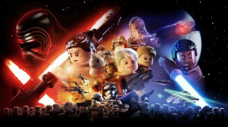 В LEGO Star Wars: The Force Awakens вышло DLC Poe's Quest for Survival