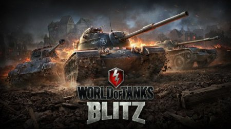 World of Tanks Blitz идёт на Steam