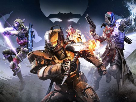 Компьютерная игра Destiny 2 будет представлена на PlayStation Experience