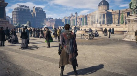 Assassin's Creed Syndicate ухудшился на PS4 Pro