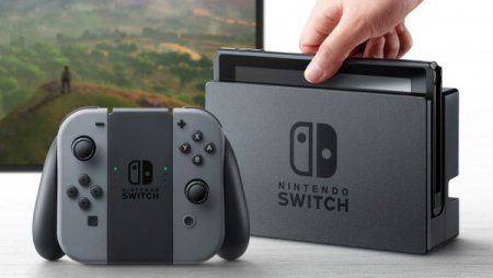 Epic Games: для Nintendo Switch создаётся 20 проектов