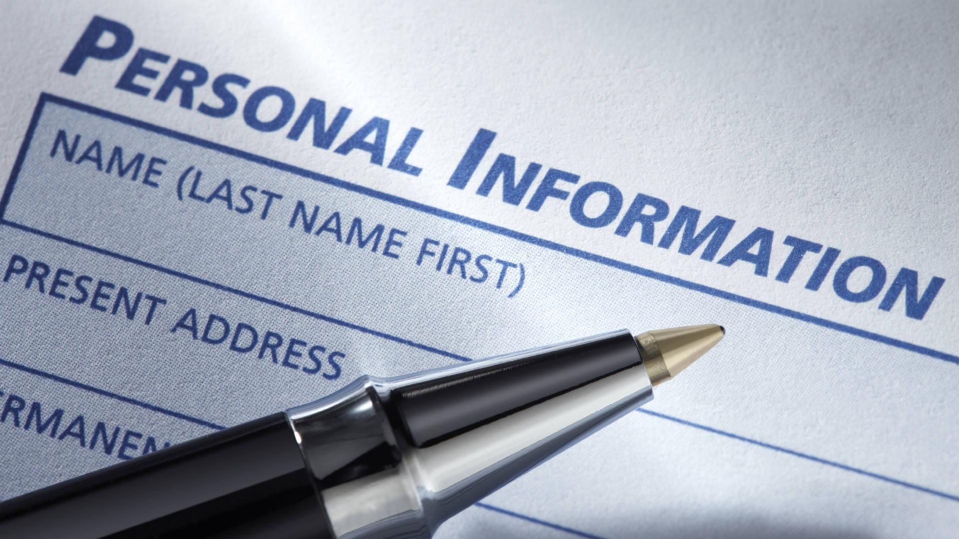 закон о сборе и хранение личной информации дает возможность оптимизировать