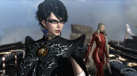Platinum Games намекает на скорый анонс дилогии экшенов Bayonetta для Ninte ...